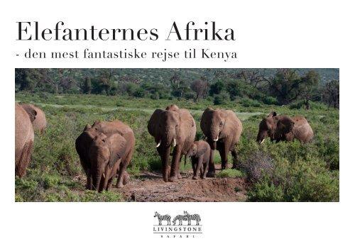 Elefanternes Afrika - Livingstone Safari