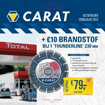+ €10 BRANDSTOF - Lecot