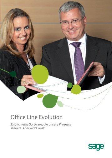 Produktfolder - Sage Office Line