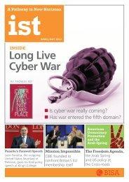 ist - the British International Studies Association