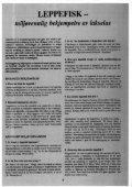 Fangst oppbevaring og transport leppefisk - Lusedata - Page 2