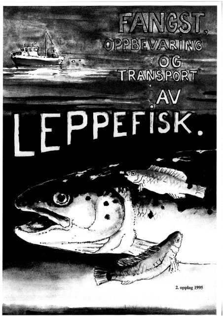 Fangst oppbevaring og transport leppefisk - Lusedata