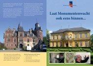 brochure - Monumentenwacht Limburg