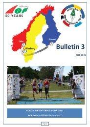 Bulletin 3 - OK Orient