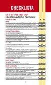 Arbeta säkert vid avluftning av fjärrkyle-/fjärrvärmerör - Byggnads - Page 5