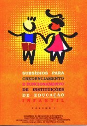 Volume I - Revista Educação Infantil
