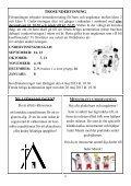 Sankt Franciskus katolska församling - Sankt Franciskus av Assisi ... - Page 5