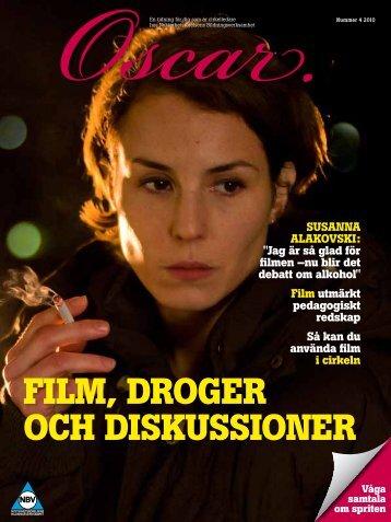 4.10, Oscar - Film, droger och diskussioner - NBV