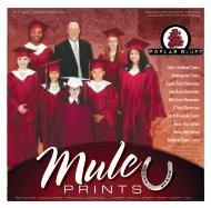 Mule Prints - May 2013 - page screenshot of poplarbluffschools.net