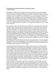 Verslag bijeenkomst De Zilveren Kracht van allochtone ouderen 10 ...