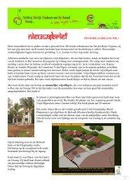 Nieuwsbrief Mei 2013 - Stichting Welzijn Kinderen van Bal Anand