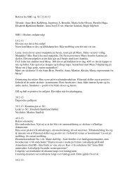Referat fra SMU og SU 23.10.12 Tilstede: Anne ... - Flåtestad skole