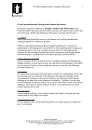 Information om försäljning av fastighet, bostadsrätt eller tomträtt