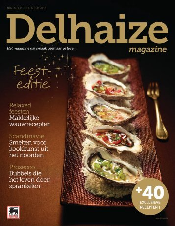 Feest- editie - Delhaize