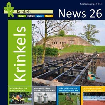 hier Krinkels nieuws 26