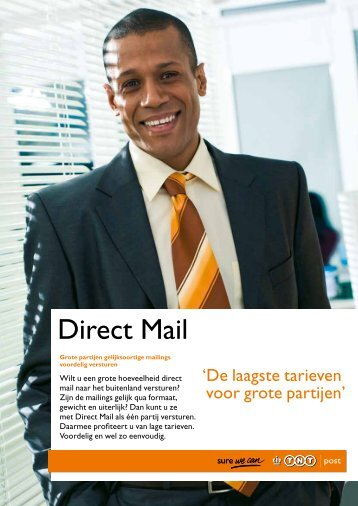 Direct Mail - PostNL