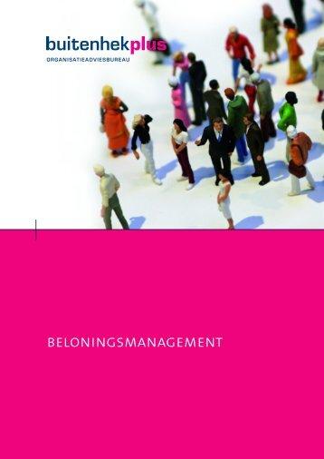 SAMENhANG IN DE HR-CYCLUS - Buitenhekplus