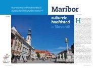 culturele hoofdstad in Slovenië - Maribor 2012