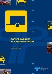 Aanhangwagens en caravans trekken - Best BV