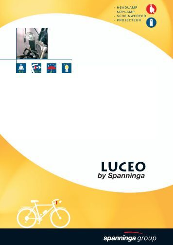 LUCEO by Spanninga
