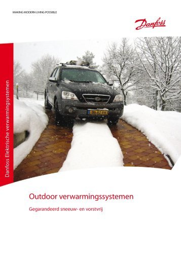 Outdoor verwarmingssystemen - Danfoss BV