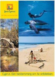 Cyprus. Een bestemming om te ontdekken - Cyprus Tourism ...