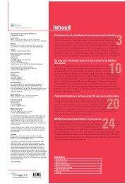 artikel Meso Magazine - Actis Advies