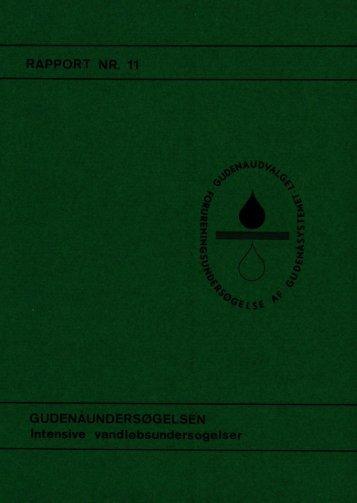 Intensiv vandløbsundersøgelse (PDF)