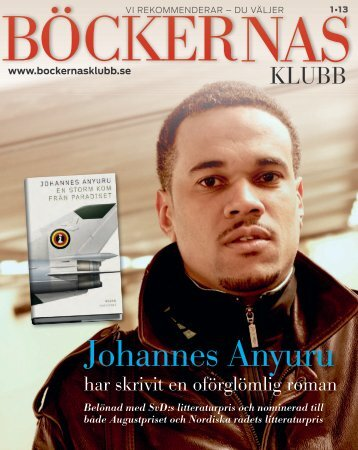 Johannes Anyuru - Böckernas Klubb