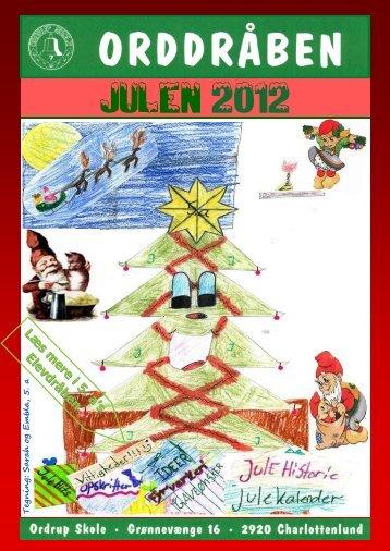 JULEN 2012 - Ordrup Skole