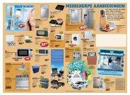 MESSCHERPE AANBIEDINGEN! - Eliesen Electro
