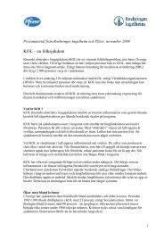 KOL – en folksjukdom - Boehringer Ingelheim