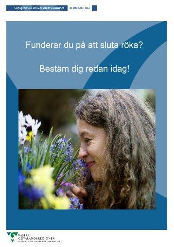 Rökstoppsinformation - Sahlgrenska Universitetssjukhuset