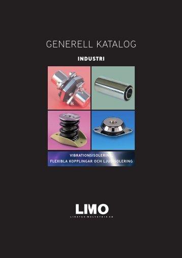 Generell kataloG