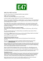 Regler for E47 Mini for 2012/20 I E47 Mini deltager klubberne fra ...