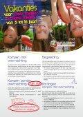 Spetterende vakantiekampen Externe kampen - Creafun - Page 2