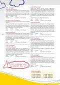 Spetterende vakantiekampen Externe kampen - Creafun - Page 6