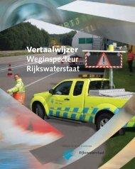 Vertaalwijzer voor de weginspecteur - Incident Management