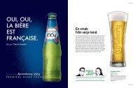 Carlsberg produktlista