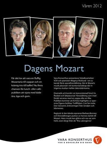 Dagens Mozart - Vara kommun