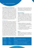 het jongerenprogramma - Centrum voor Israel Studies - Page 2