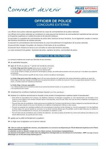 Jurisprudence data proces for Interieur gouv concours