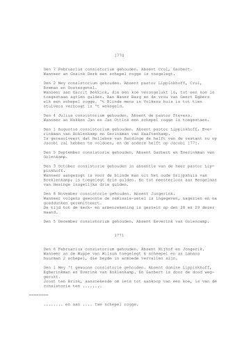 protokolboek Uelsen1770 - Sligt