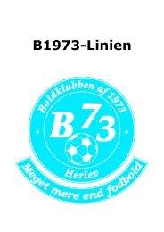Fodbold i B 1973 skal vre sjovt og vi har fodbold for ALLE sm ...