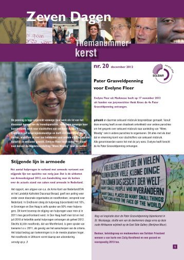 Zeven Dagen - Solidair Friesland