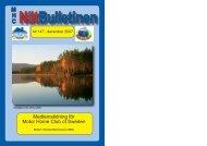 web Bullen 147.indd - Motor Home Club of Sweden