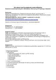 EU-udbud med forudgående prækvalifikation - Boligkontoret Danmark