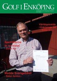 Nr 2 2012 - Enköpings Golfklubb