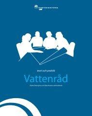 teori och praktik - Vattenmyndigheterna