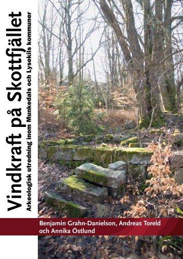 Arkeologisk utredning - LEVA i Lysekil